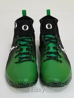 Oregon DUCKS Football PROMO Nike JORDAN VAPOR SPEED TURF 2 PE Promo MEN'S 16