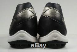 Rare! 2001 Nike Air Zoom INTL Turf Black 117378-001 Mens Soccer Shoes Size 8