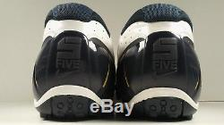 Rare 2007 Nike Air Zoom Control ll Turf 314654-174 White/Gold Mens Shoes Size 12