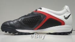 Rare 2011 Nike CTR360 LIBRETTO ll Turf 429543-016 White Mens Soccer Shoes Size 8