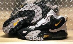 SIZE 9.5 Nike Air Max Speed Turf Men's Cross Training Shoes AV7895-001