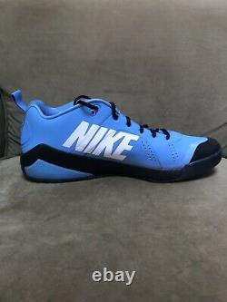 Size 14- Nike Force Zoom Trout 4 Turf Baseball Shoes UNC