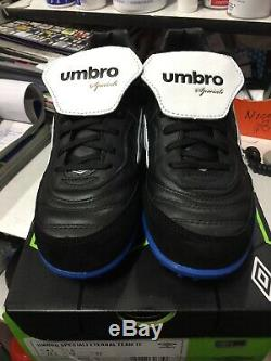 Umbro Speciali Eternal Team Soccer Shoes Turf Leather Eddition Size 9.5 Only