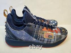 Under Armour Bryce Harper 5 USA Baseball Turf Shoes Mens Size 14 (3023438-400)