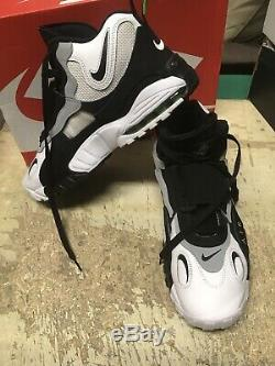 Used Mens Nike Air Max Speed Turf Chlorophyll 525225 103 Sz 11 Replacement Box