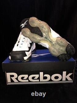 VINTAGE Reebox Juke DMX 10 Turf Shoes in Box! Mens Size 11
