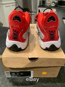 VTG Mens Nike Air Turf Raider 49ers Super Rare Size 12 580401 600