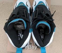 VVNDS Men's Nike AIR MAX SPEED TURF Dan Marino Miami Dolphins Sz 9.5 525225-100