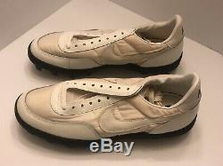 Very Rare New Vintage 1985 Nike General Turf Trainer Shoes Size 10.5 Men