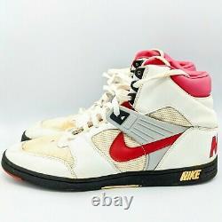 Vintage 1980s Nike Turf High Top Football Tennis Shoes Men Size 15 Rare