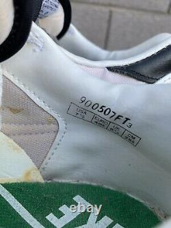 Vintage 1990 90s Nike Retro Turf White Black 900507FT Mens Outdoor Shoes Sz 7.5