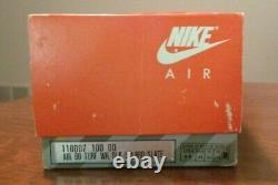 Vintage Air Bo Turf Nike Shoes With original box 1990 116007 Bo Jackson