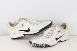 Vintage Nike Total 90 Supreme Supremacy Indoor Soccer Turf Shoes White Mens 9
