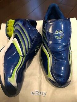 Vintage RARE Adidas F50 Bounce Soccer Indoor Turf Shoes US size 10