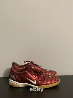 Vtg Mens NIKE AIR MAX TOTAL III Sz 8.5 TURF T90 INDOOR TRAINERS Soccer Cleat