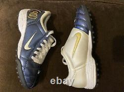 Vtg NIKE AIR MAX TOTAL 365 III Sz 6 TURF T90 INDOOR TRAINERS Soccer 312596-411