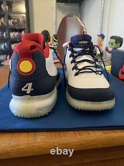 Yadier Molina Jordan IX Turf Shoe Size 12 PLAYER OWNED 1 Of 1